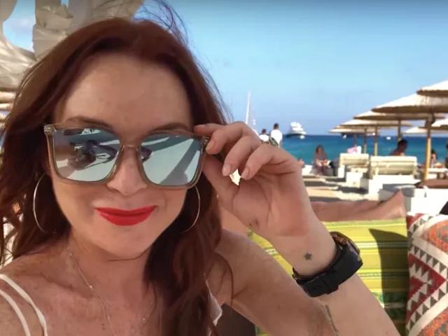 Lindsay Lohan Is 'Boss Bitch' Now