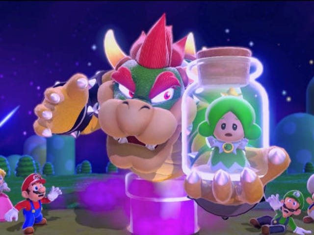 Fan Theory: The Mario Games Are Too Hard On Bowser