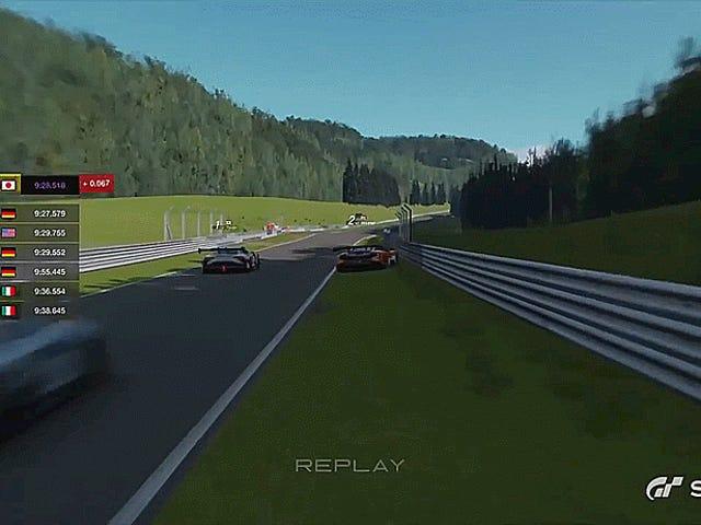 Jouer à <i>Gran Turismo Sport</i> comptera pour une vraie carrière de pilote