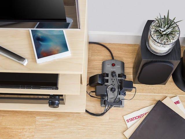 Bestsellers: Belkin 12-Outlet Pivot-Plug Surge Protector
