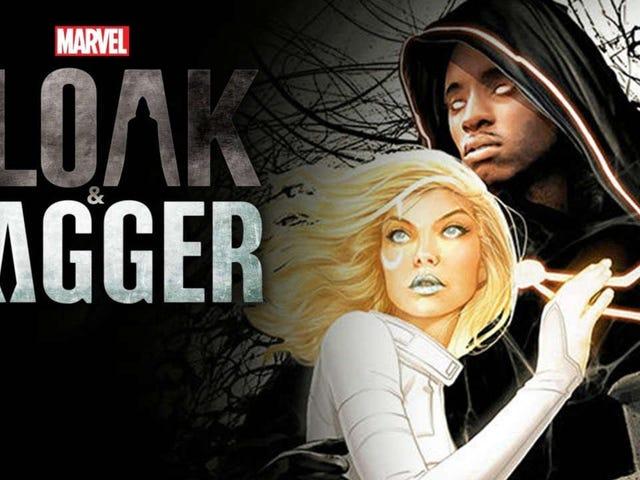 """Cloak & Dagger """"First Light"""" & """"Suicide Sprints"""" Reaction Thread"""