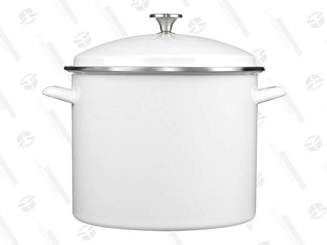 Cook 16 Quarts of Stew, Vegetables, or Anything Else In This $24 Cuisinart Stockpot