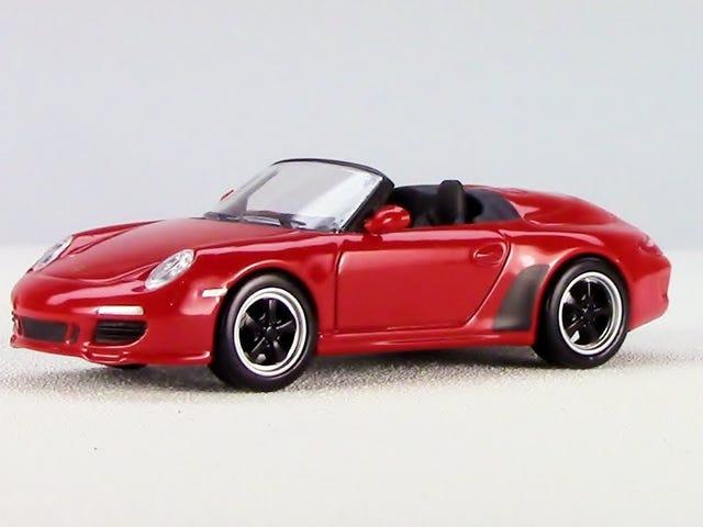 Videoanmeldelse: Kyosho Porsche 911 Speedster 1:64 Scale
