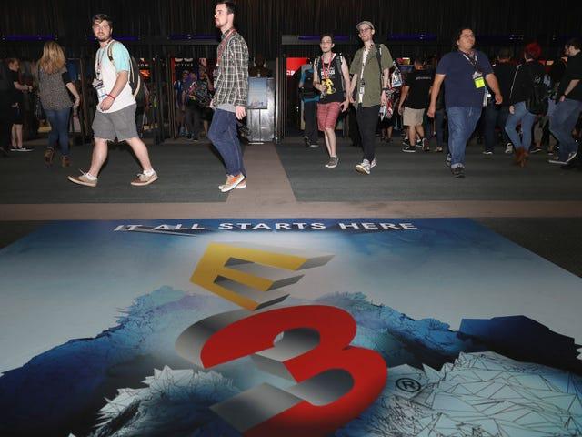 Rånar, skador och bortfall: Årets E3 hade några oroväckande säkerhetshändelser