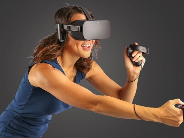 The Oculus Rift Starter Kit Is Back Down To Its Best Price Ever