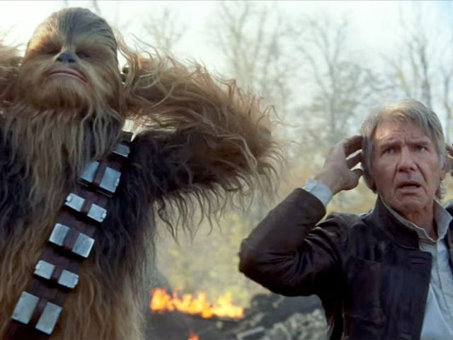 The Young Han Solo Movie Will Explain How He and Chewbacca Came To Be
