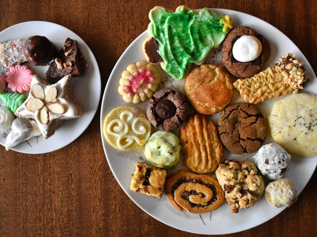 Lessons learned from baking 5,000 holiday cookies