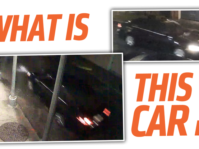 Die Polizei von New Orleans hat uns gebeten, uns bei der Identifizierung eines Autos zu helfen. Schauen wir uns an, was wir tun können.