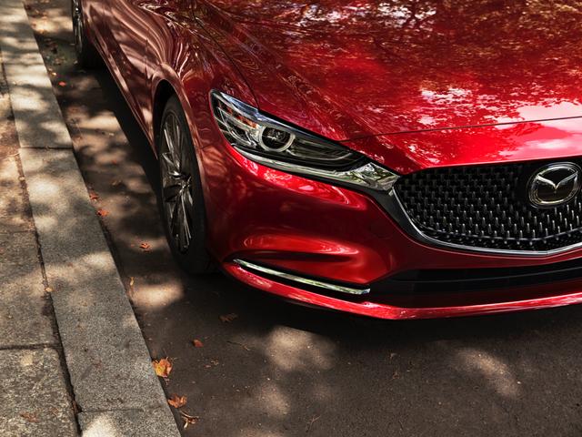 Mazda6 News.