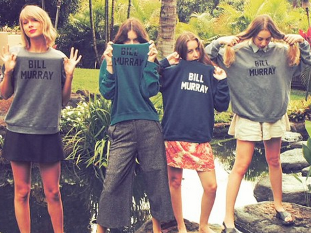 Taylor Swift is Taking Haim on Tour for Maximum '1989' Vibes