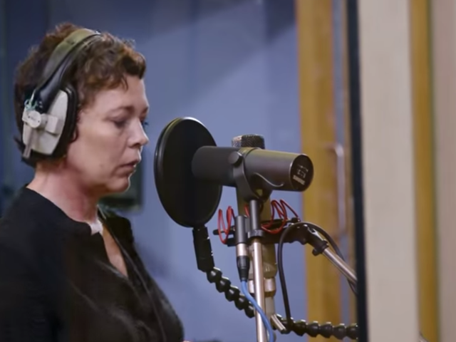 "Olivia Colman on her Portishead cover with Phoebe Waller-Bridge: ""The scariest thing I've ever done"""