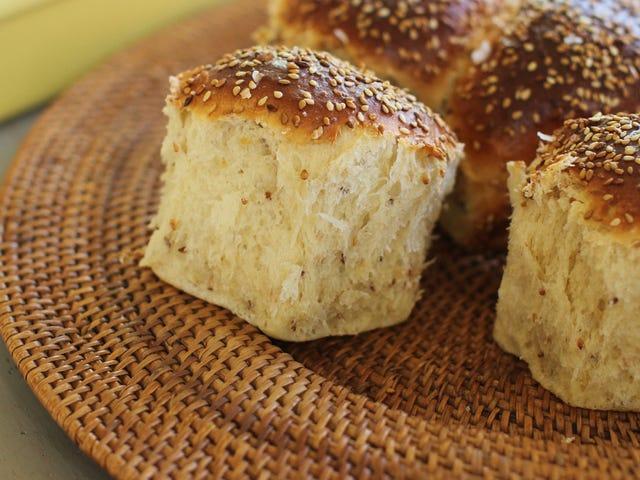 Sesame May Sertai Susu dan Susu pada Label Peringatan Alergi Makanan