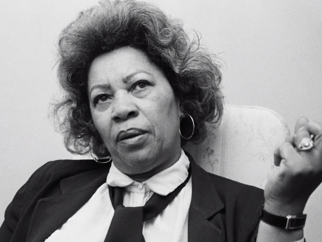 Toni Morrison: Pieces I Am: 'Navigating a White Male World Was Not Threatening; It Wasn't Even Interesting'