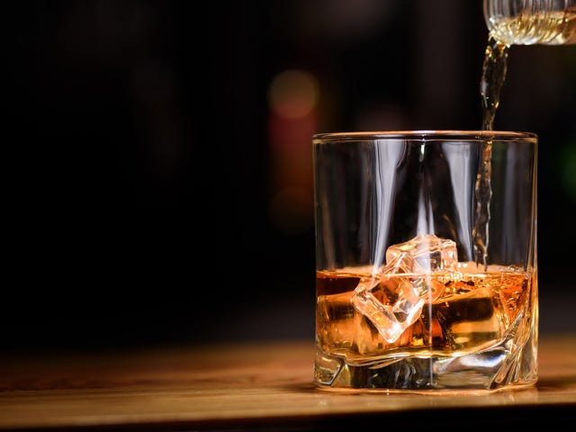 Liquor sounds great, more Americans say