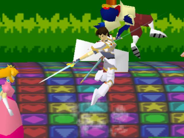 Mod Cemerlang Memberikan Makeover Super Smash Bros. Melee A Nintendo 64