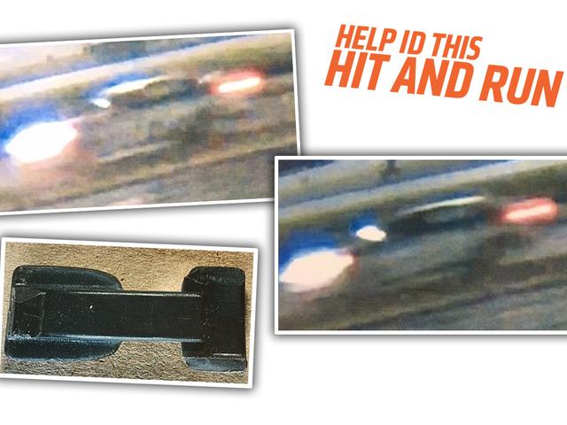 Ας δούμε αν μπορούμε να αναγνωρίσουμε αυτό το αυτοκίνητο από ένα χτύπημα και τρέξιμο