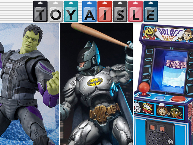 Batman's Got a Bat, Man, and More of the Best Toys of the Week