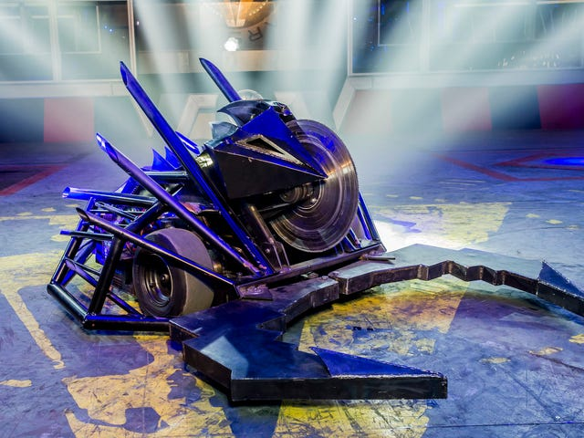 Robot Wars 2016: Blow Your House Down