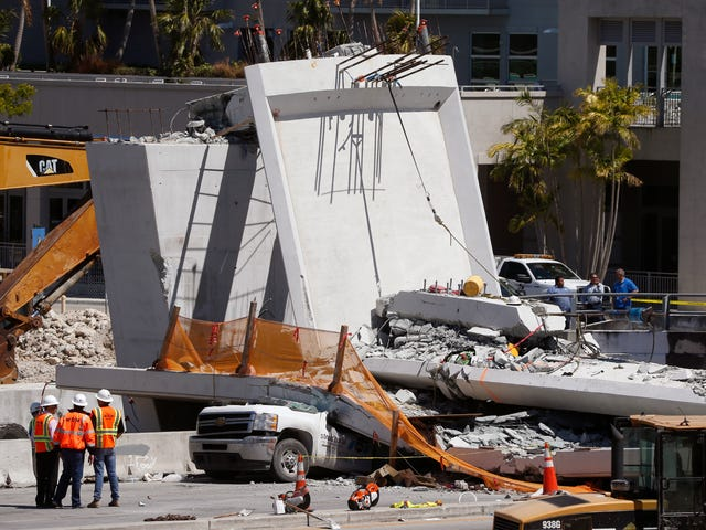 The Florida Pedestrian Bridge Collapse Might Have Been A Disaster Waiting To Happen