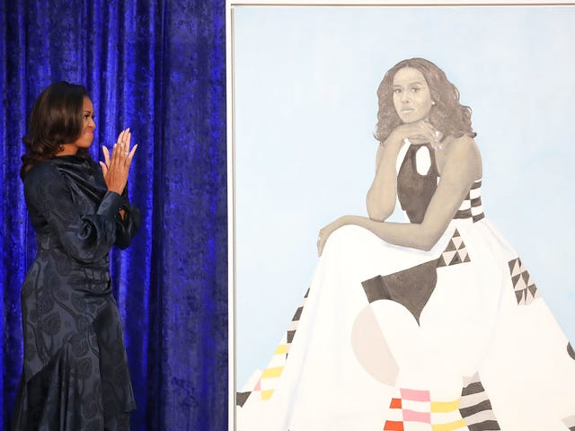 Little First Lady: Michelle Obama's Littlest Fan Gave Her Big Love on Halloween