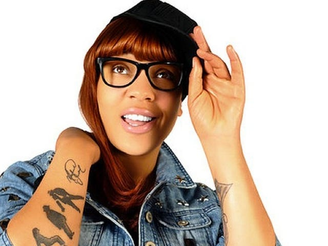 Aliya S. King's True Hip-Hop Stories: Lady Luck Speaks