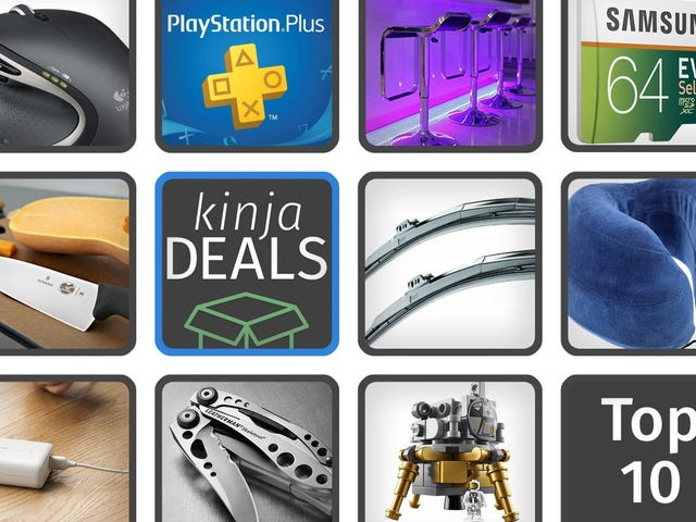 The 10 Best Deals of December 11, 2017