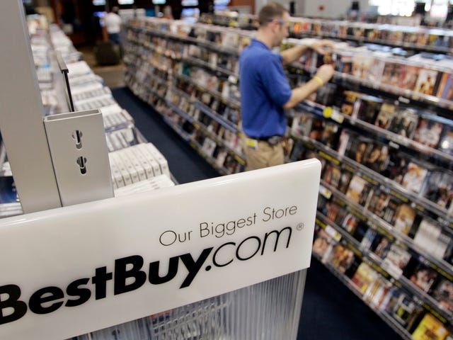No, Best Buy Has Not Completely Stopped Selling CDs—Yet, Anyway