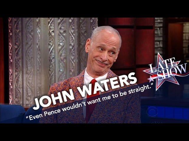 John Waters: Mike Pence kreeg wat hij verdiende in <i>Hamilton</i>