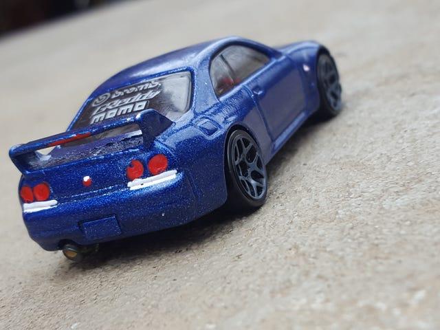 커스텀 R33 GTR 핫휠