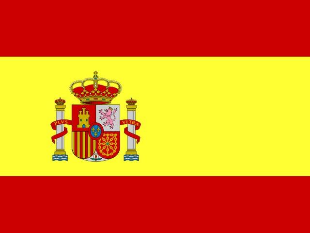 Ich bin in Spanien!