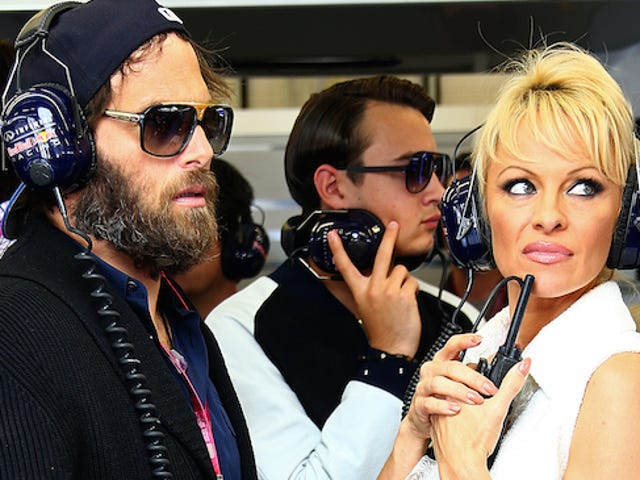 Pamela Anderson's Abusive Ex Calls Her a 'Serial Baby Killer'