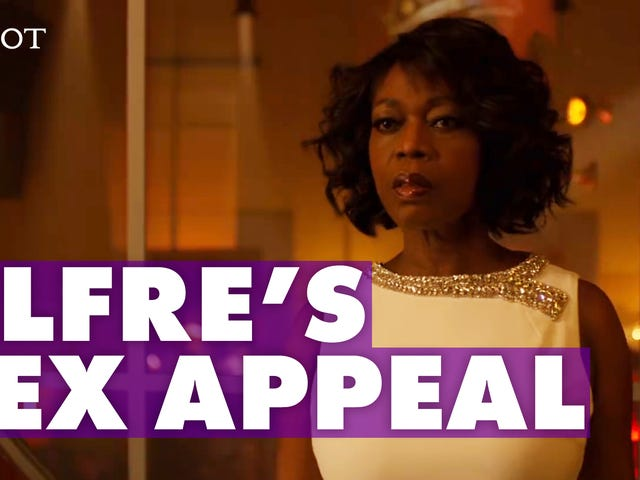 Alfre Woodard Is a Diabolical Villain Who Oozes Sex Appeal in Season 2 of Luke Cage