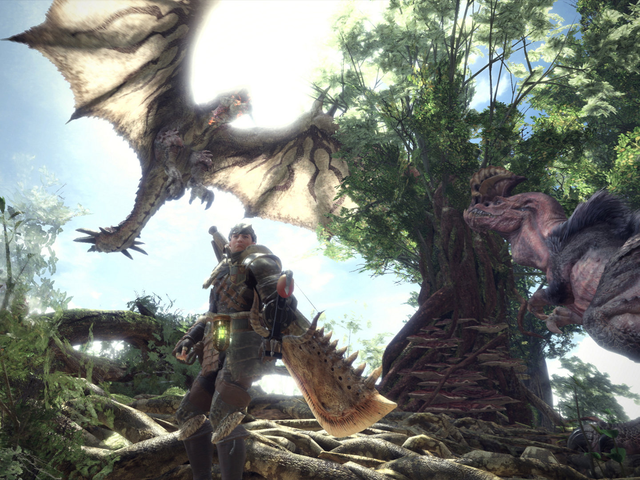 The Directors OfMonster Hunter WorldTry To Explain Why It's Not Coming To The Nintendo Switch