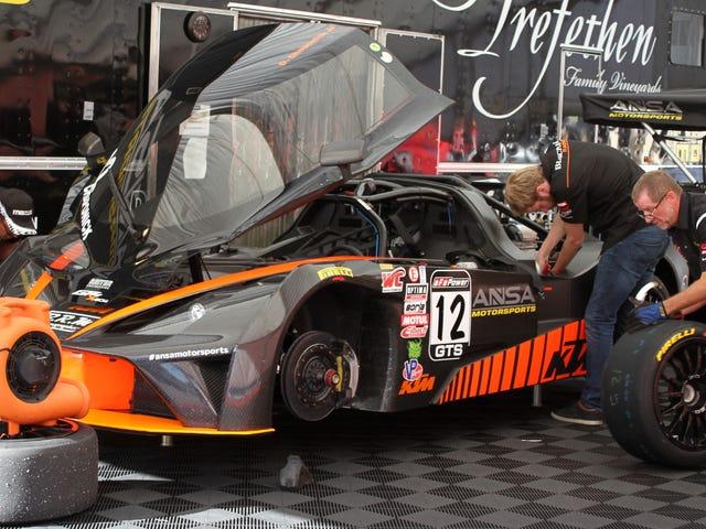 El Pirelli World Challenge tiene toneladas de maravillosos y extraños autos este año