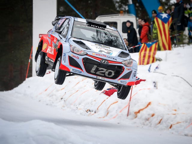 North America May Get Another WRC-Round, As Canada Wants To Replace Rally Sweden [UPDATE]