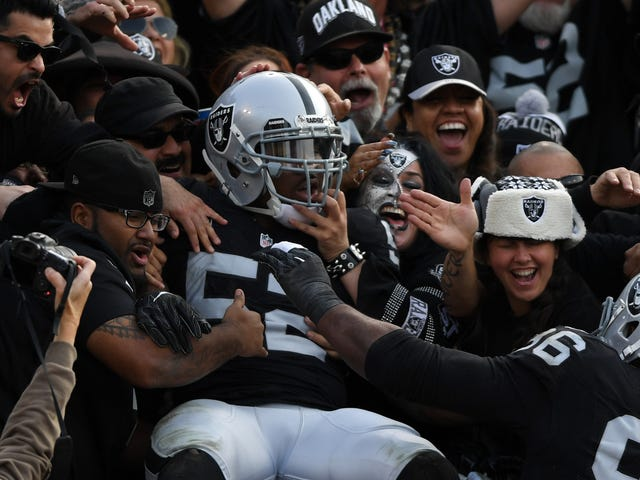 Khalil Mack's Raiders Backup, On This Most Auspicious Day: [Facepalm]