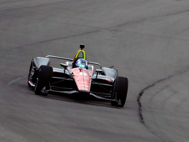 Racer Robert Wickens To Have Spinal Surgery Following Major IndyCar Crash [Updated]