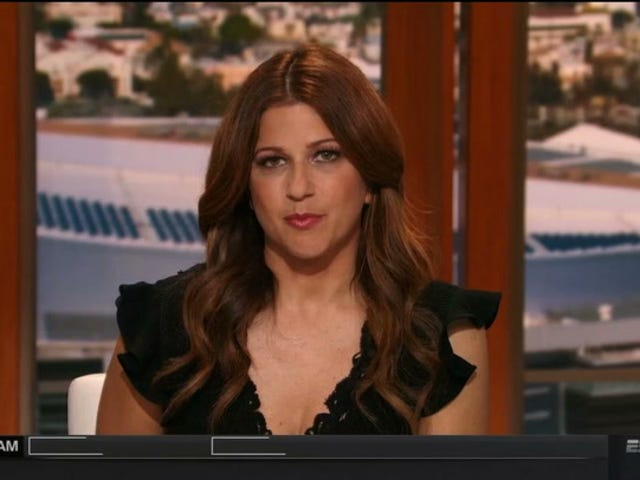 Bekas Craig Sager Colleague Rachel Nichols Laporan Kematiannya Live On ESPN