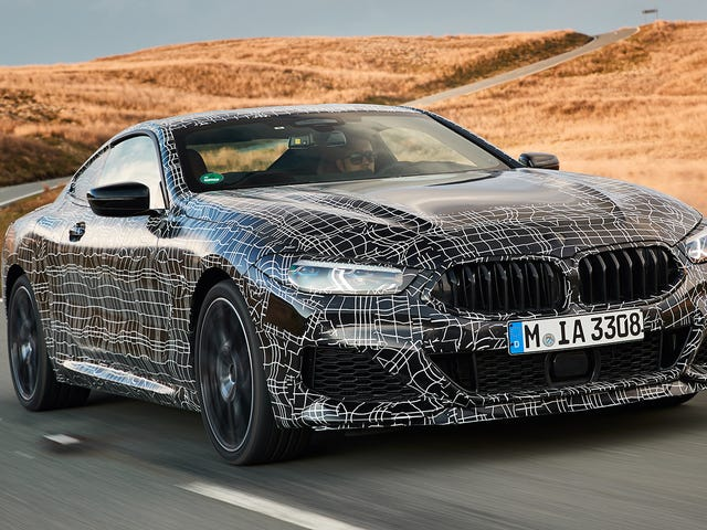 This 530 HP BMW M850i Will Be The Baddest New BMW 8 Series
