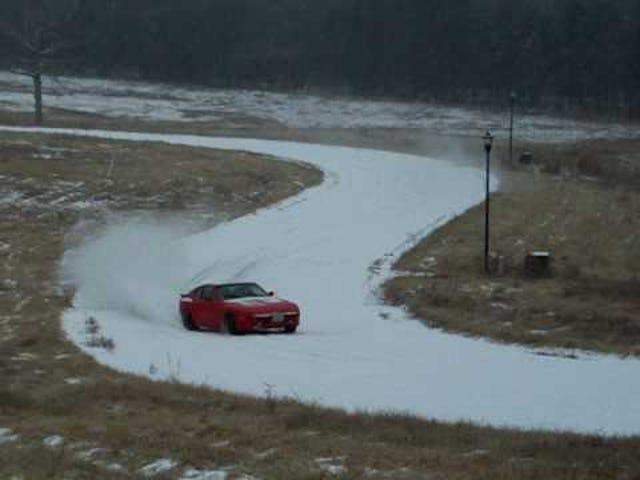 Er en Porsche 944 En god vinterbil?
