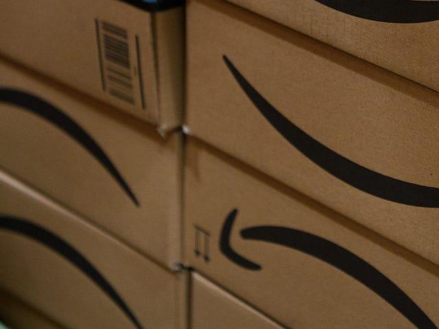 Η υπόσχεση του Amazon Prime για παράδοση δύο ημερών πεθαίνει