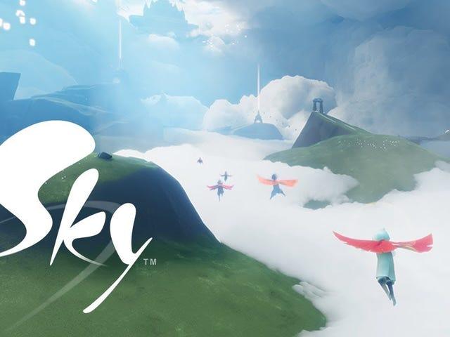 Nästa match från Journey developer Thatgamecompany är Sky, en Apple TV, iPhone och iPad social annons