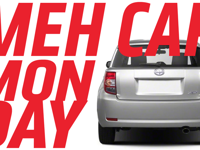 Meh Car Monday: What Was the Point of the Scion xD?