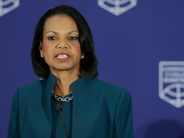 Condoleezza Rice Claims NCAA Commission, Which Failed, Wasn't A Failure