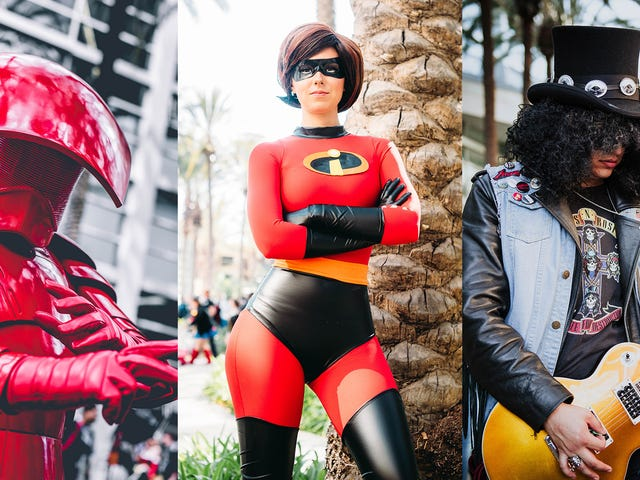 The Best Cosplay From WonderCon 2018