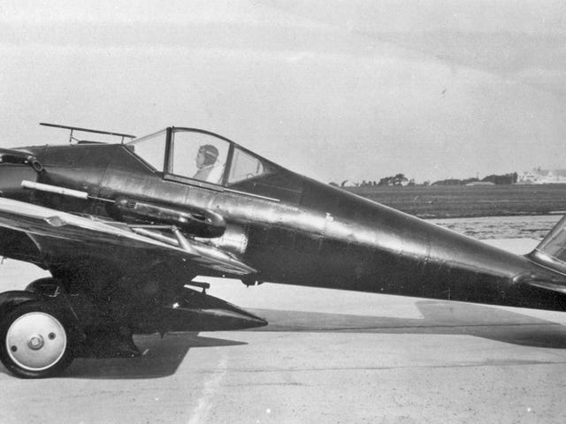 The Curtis XP-31 Swift: First and Last [WINGSPAN]