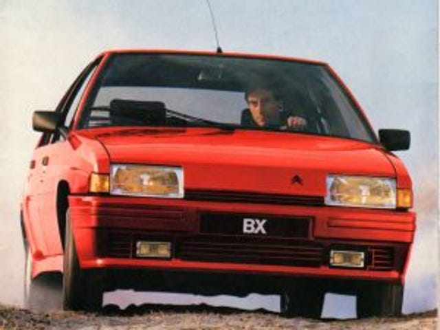 Going to look at a BX Sport today!