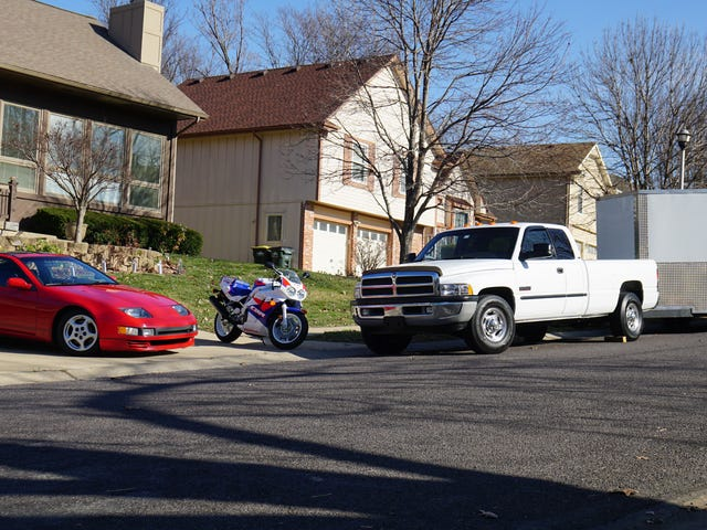 I'm Packing Up And Driving 1,600 Miles To The Radwood 2 Car Show