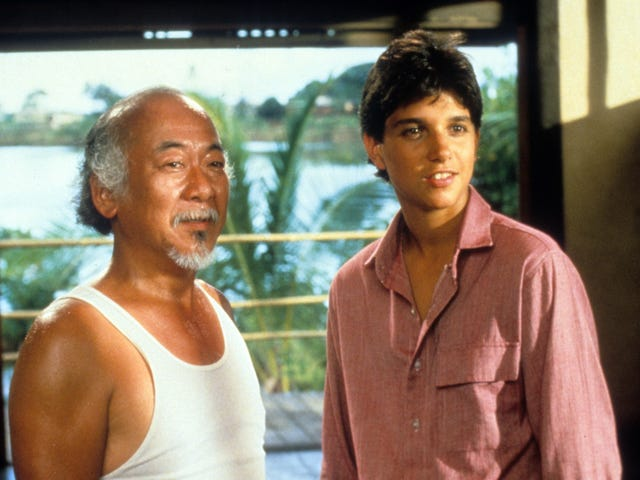 The Karate Kid to be adapted into a Broadway musical