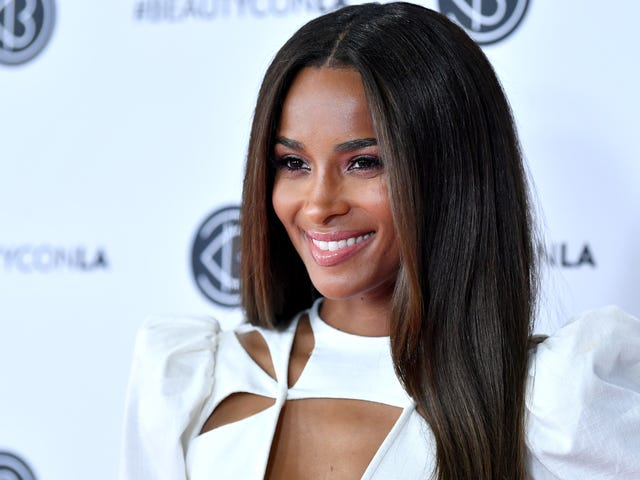 Is Ciara Going to Be the Next Celeb to 'Level Up' Our Beauty Routines?